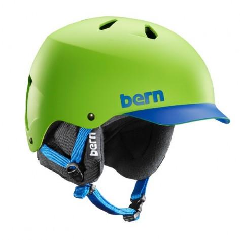 casca snowboard Bern Watts
