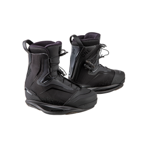 Boots wakeboard Ronix One Intuition+ Black Anthracite 2020 - legaturi wakeboard