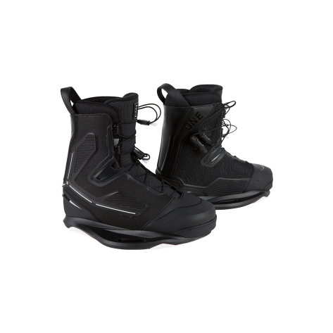 Boots Wakeboard Ronix One Intuition+ Black White 2021 - legaturi wakeboard
