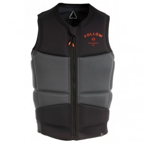 Vesta wakeboard Follow Coastline Impact Vest - Black - 2020