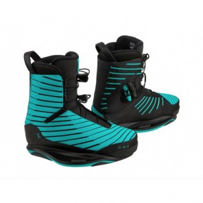Boots wakeboard Ronix One Flash Mint 2018 - legaturi wakeboard