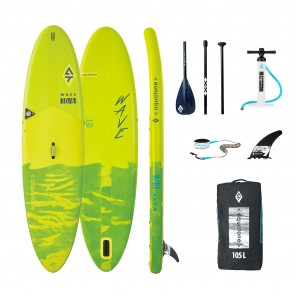 SUP Aquatone Wave 2020 Stand Up Paddle Gonflabil 10'6""